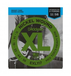 D-Addario EXL117