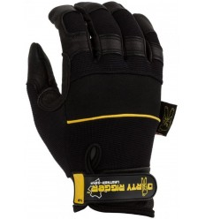 Dirty Rigger Leather Grip (V1.3) Heavy Duty Rigger Glove S