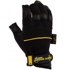 Dirty Rigger Leather Grip Framer (V1.3) Heavy Duty Rigger Glove S