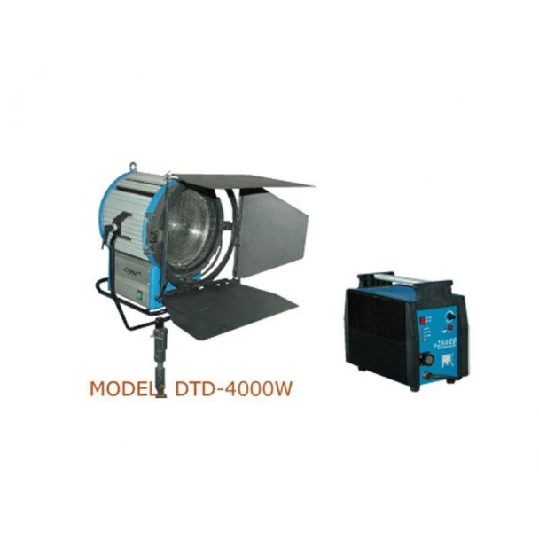 High Efficiency Design DTD-4000 HMI