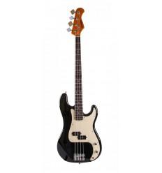 Prodipe Guitars PB80RA BK