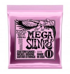 Ernie Ball 2213 Mega Slinky Nickel Wound 10.5-48