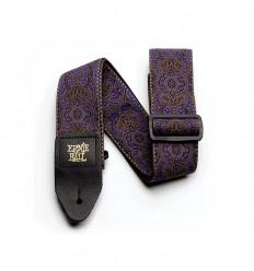 Ernie Ball 4164 Purple Paisley Jacquard