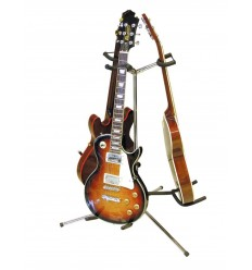Dimavery Guitar Stand 3-fold bk