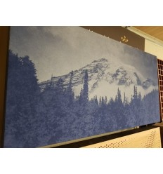 Mega Acoustic Fiber Standard 120 x 60 Custom - Acoustic Panels With Print