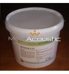 Mega Acoustic K33 adhesive