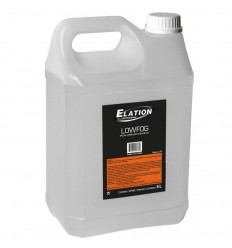 Elation Fog Juice LOWFOG 5 L