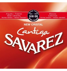 Savarez New Cristal Cantiga 510CR Normal Tension