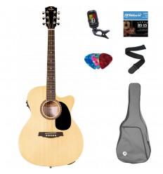 Prodipe Guitars SA25 CEQ Auditorium SET 11 ani/adult