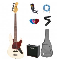 Prodipe Guitars Bass JB80 RA VW SET 11 ani/adult