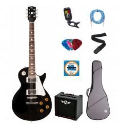 Prodipe Guitars Electric LP300 BK 11 ani/adult