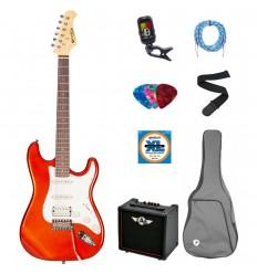 Prodipe Guitars Electric ST83RA CAR SET 11 ani/adult