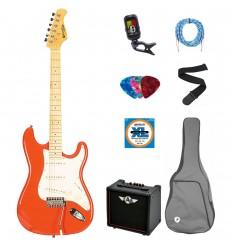 Prodipe Guitars Electric ST80MA FR SET 11 ani/adult