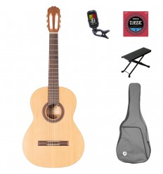 Prodipe Guitars Clasic Student 7/8 SET 11-13 ani/adult