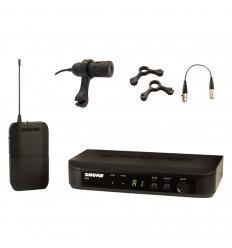 Wireless Vioara Shure BLX14 + Prodipe VL21