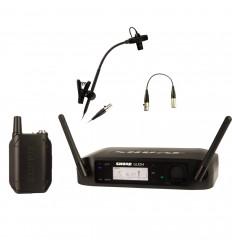 Wireless Saxofon Shure GLXD14 + Prodipe SB21