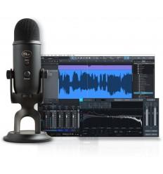 Blue Microphones Yeti Studio BlackOut Bundle
