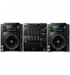 DJM 900NXS2 + 2 x CDJ 2000 NXS2