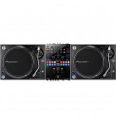 DJM S9 + 2 x PLX-1000
