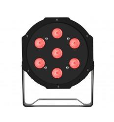 Fractal Lights Par LED 7 x 12W 5 in 1 RGBWA