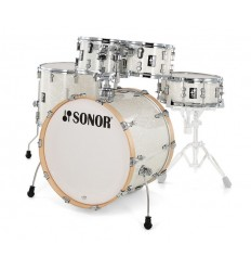 Sonor AQ2 5p Shell Set Stage Stage White Pearl