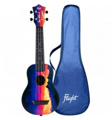 Flight TUS-EE SUNSET Elise Ecklund Signature