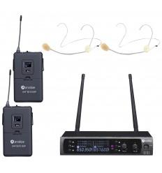 Prodipe UHF B210 DSP Headset Duo