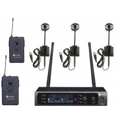 Prodipe UHF DSP AL21 PACK DUO