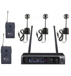 Prodipe UHF DSP AL21 PACK DUO