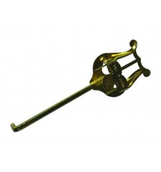 Dimavery Lyre for trumpet, bent