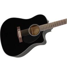 Fender CD-60SCE Dreadnough BK