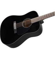 Fender CD-60 Dread V3 DS BK