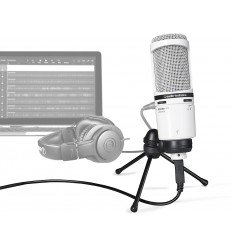 Audio Technica AT2020USB+WH