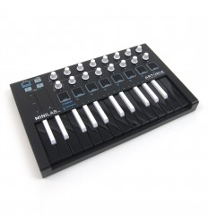 Arturia MiniLab MkII Inverted