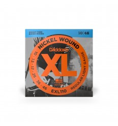 D-Addario EXL110