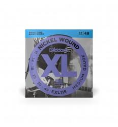 D-Addario EXL115