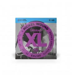 D-Addario EXL120