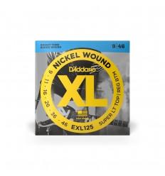 D-Addario EXL125