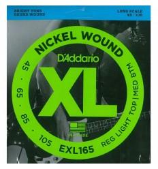 D-Addario EXL165