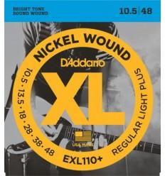 D-Addario EXL110+