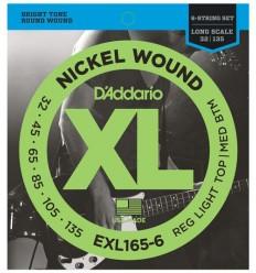 D-Addario EXL165-6