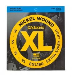 D-Addario EXL180