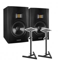 Adam Audio 2 x Adam T7V + stative Vonyx SMS20