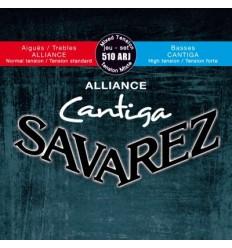 Savarez 510ARJ Alliance Cantiga Set