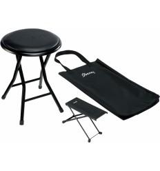Ibanez ICC50FFR - Pachet scaun cu suport pentru picior si husa