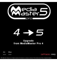 Arkaos MediaM. PRO5 upgr from MediaM. Pro4