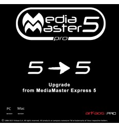 Arkaos MediaMaster 5 Express Backup