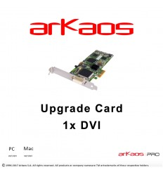 Arkaos Upgrade Card 1xDVI