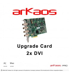 Arkaos Upgrade Card 2xHD SDI