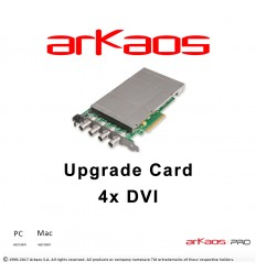 Arkaos Upgrade Card 4xHD SDI